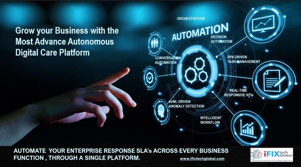 Grow Your Business through Autonomous Customer Care